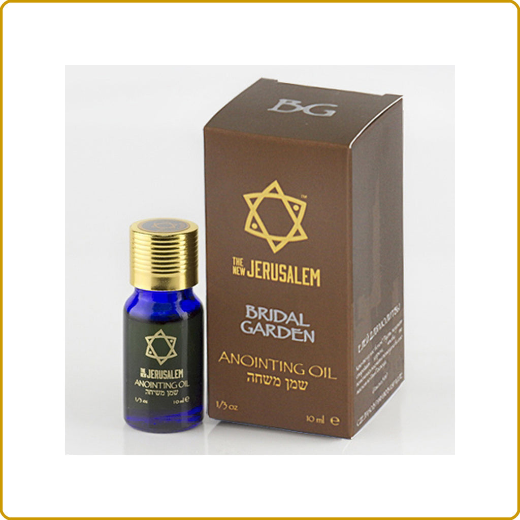 Bridal Garden Blessing Oil 10ml.