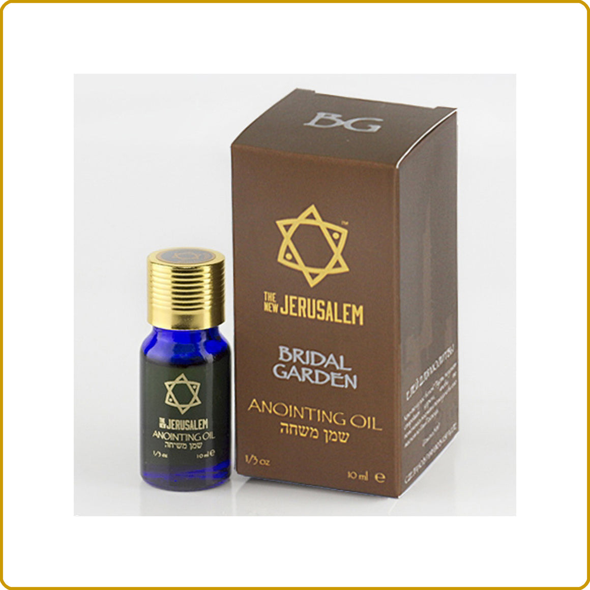 Balm of Gilead Blessing Oil 10ml.