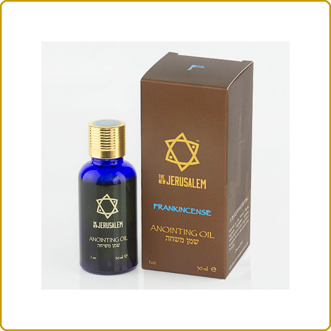 Frankincense Blessing Oil 30ml.