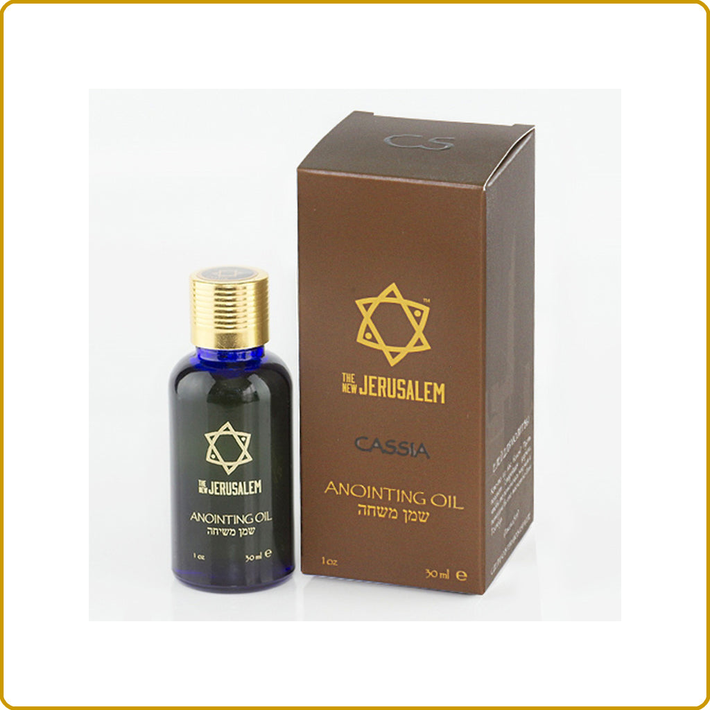 Cassia Blessing Oil 30ml.