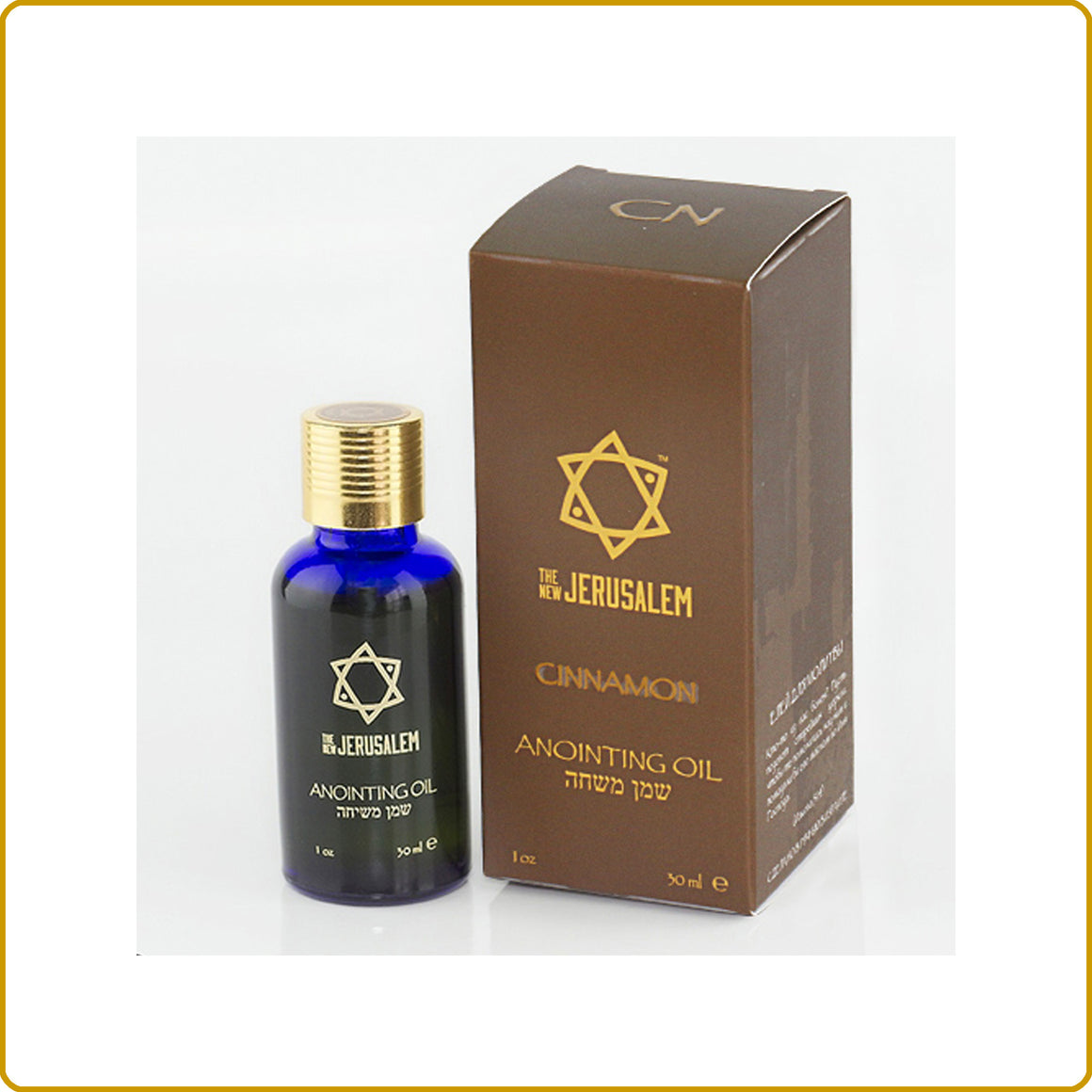 Cinnamon Blessing Oil 30ml.