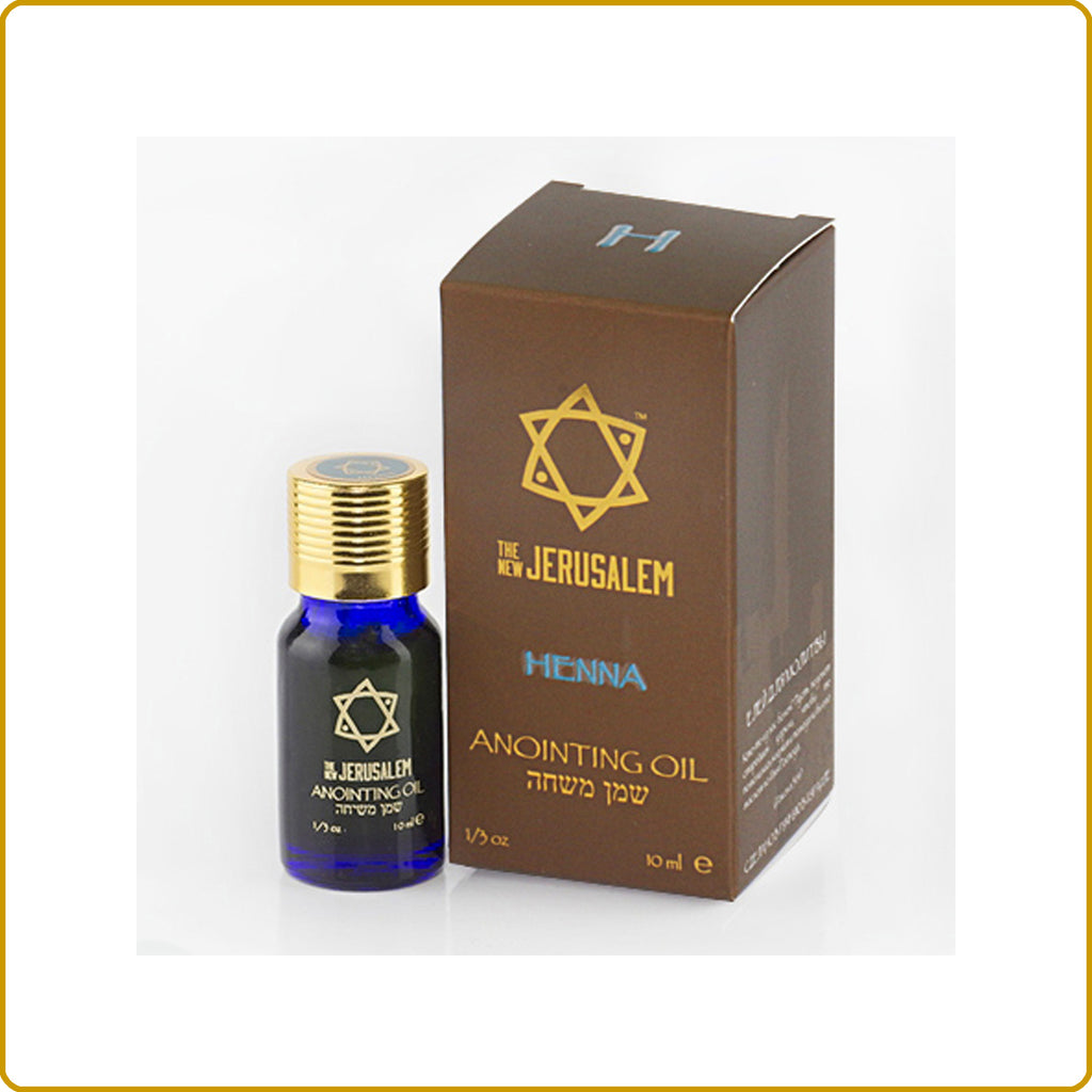 Henna Blessing Oil 30ml.