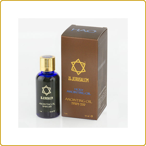 Holy Blessing Oil 30ml.