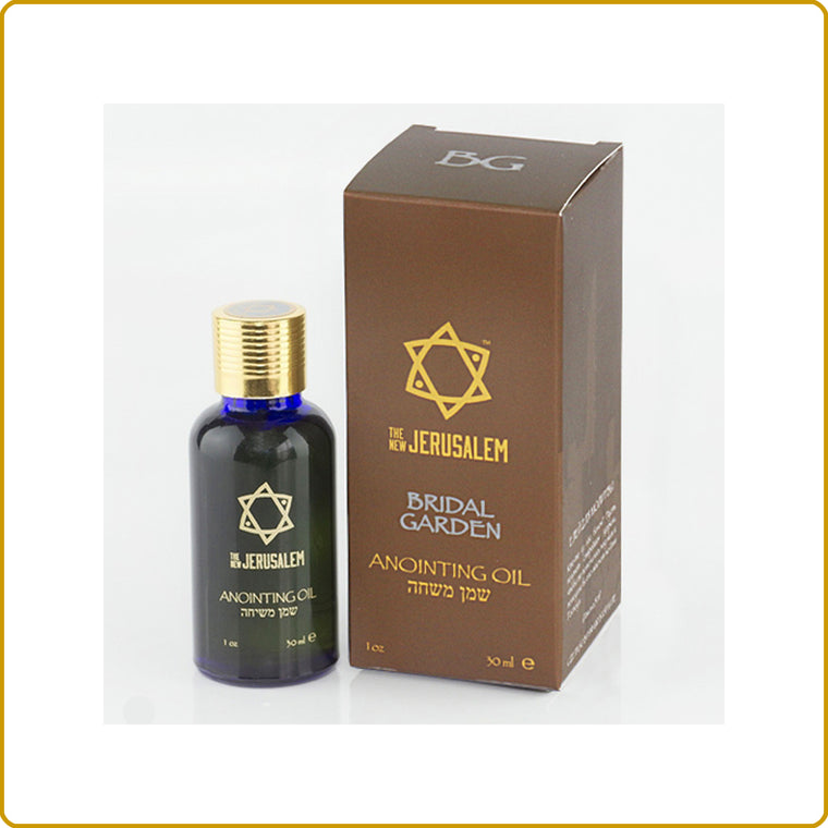 Bridal Garden Blessing Oil 30ml.