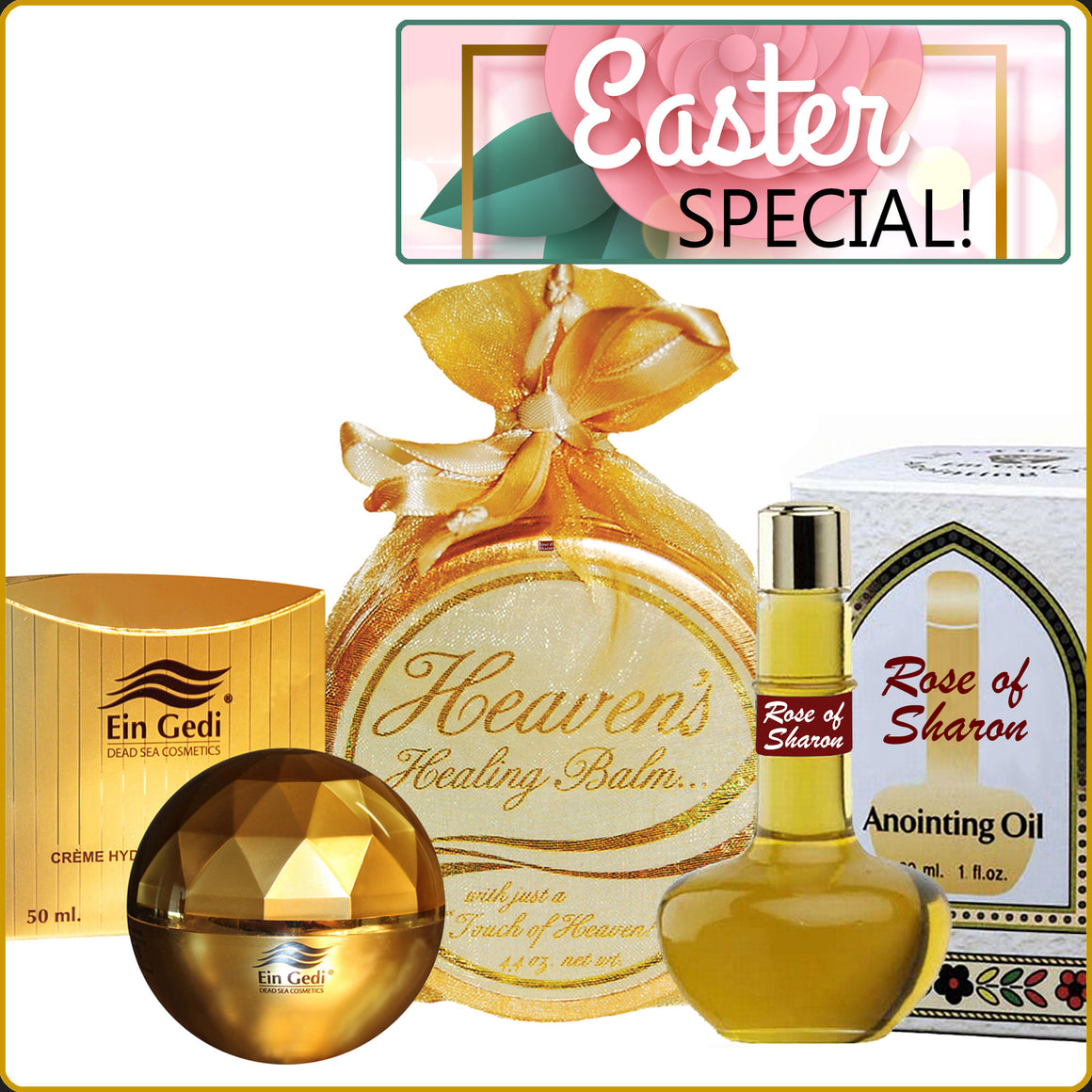 Easter Gift Bundle 3 with FREE SHIPPING!