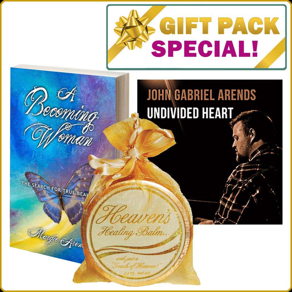 Gift Pack Special 4 with FREE SHIPPING!
