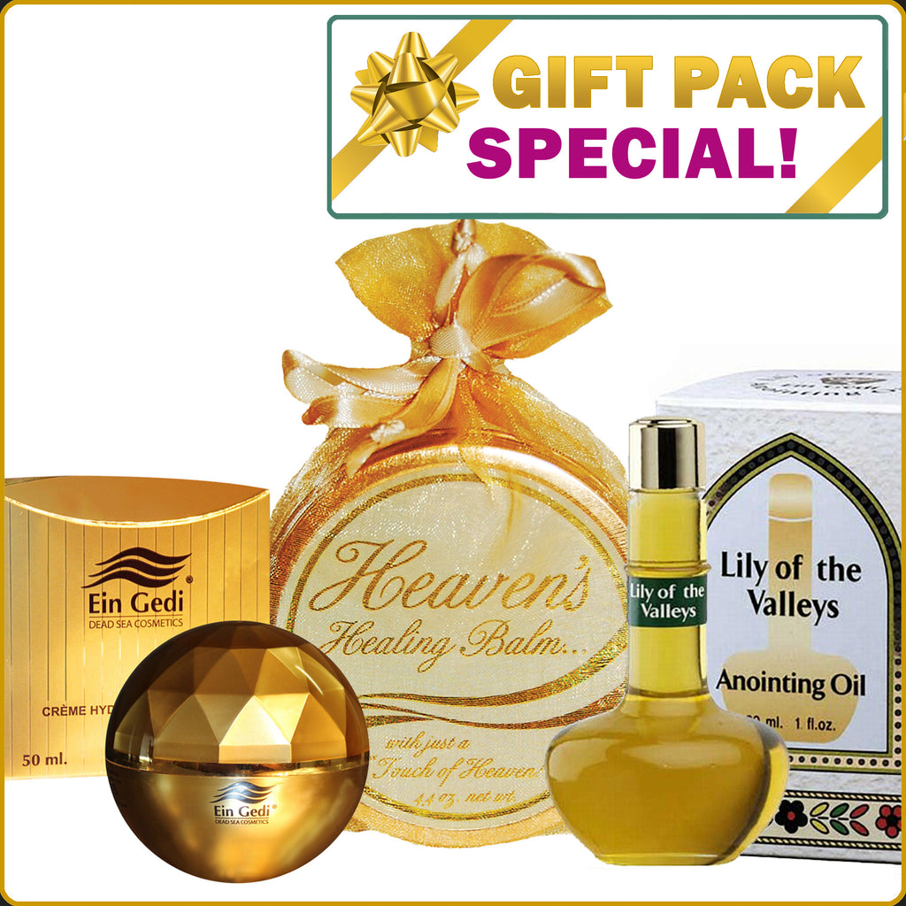 Gift Pack Special 3 with FREE SHIPPING!
