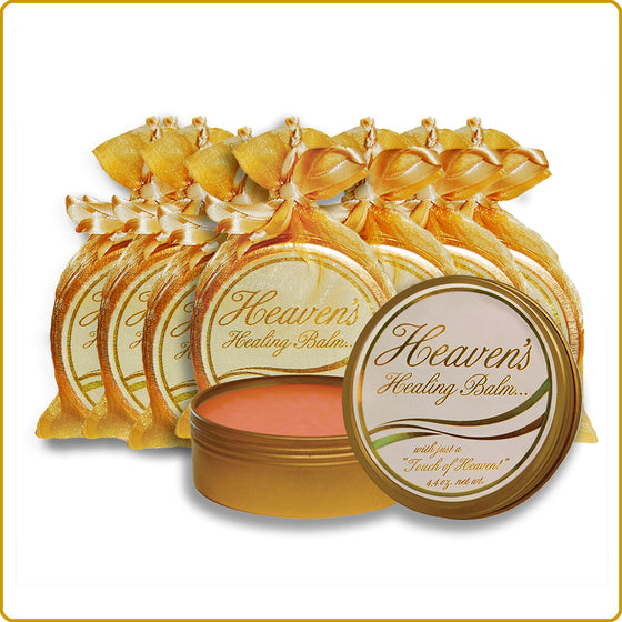 Heaven's Healing Balm 8 - Pack Special with FREE SHIPPING!