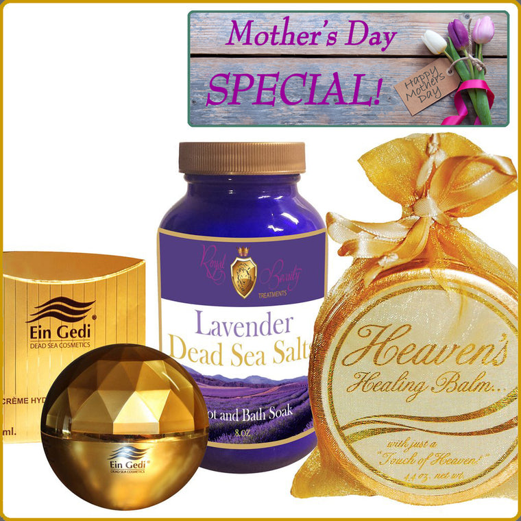 Mother's Day Gift Bundle 1 with FREE SHIPPING!
