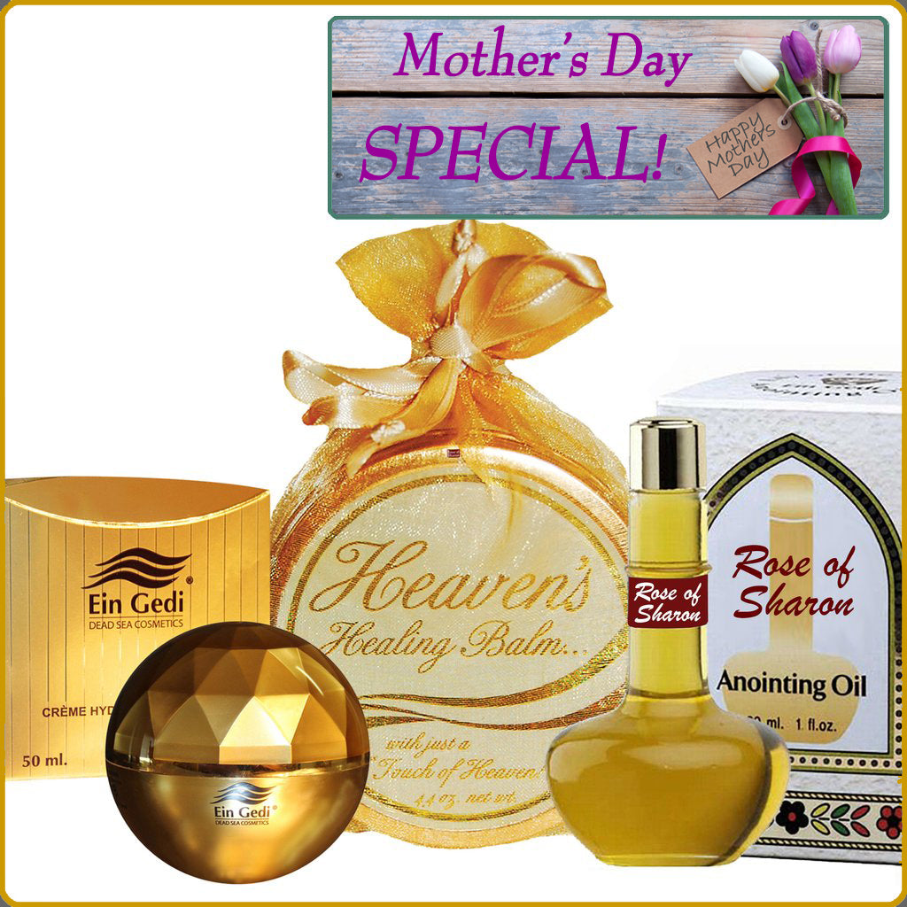 Mother's Day Gift Bundle 3 with FREE SHIPPING!