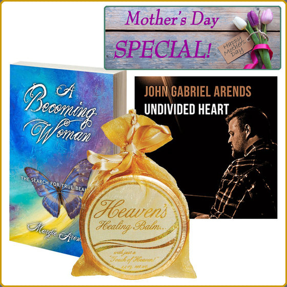Mother's Day Gift Bundle 4 with FREE SHIPPING!