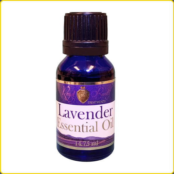 Organic Lavender Essential Oil .5 oz with FREE SHIPPING!
