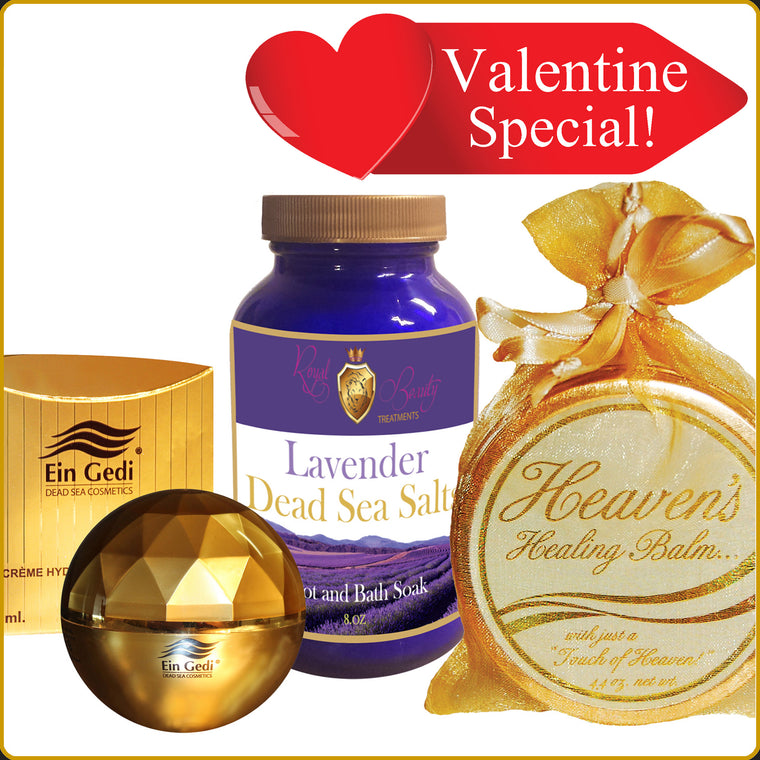 Valentines Day Gift Bundle 1 with FREE SHIPPING!