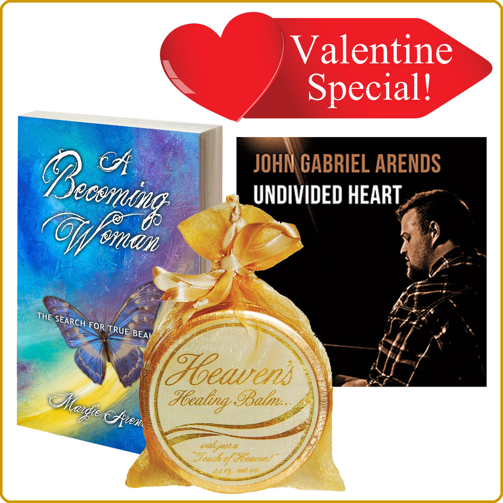 Valentines Day Gift Bundle 4 with FREE SHIPPING!