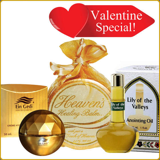 Valentines Day Gift Bundle 3 with FREE SHIPPING!
