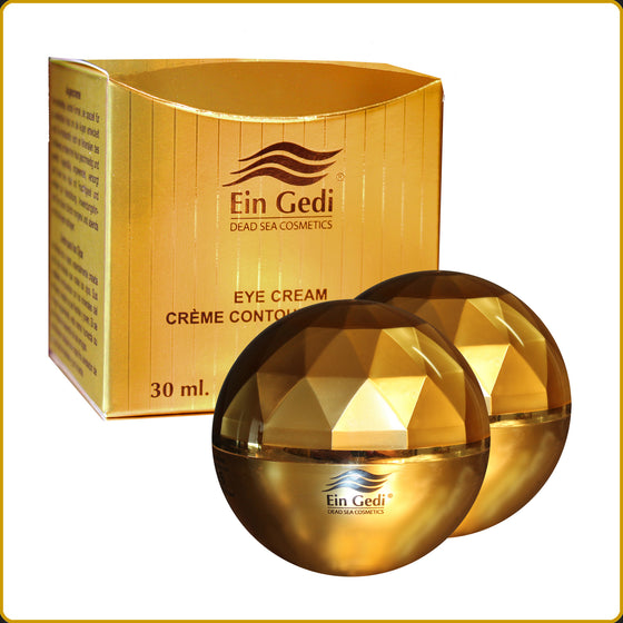 2 - Pack Gold Line Eye Cream 30 ml. each