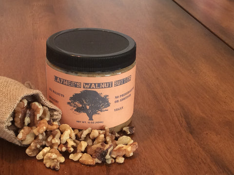 16 OZ Laynee's Walnut Butter