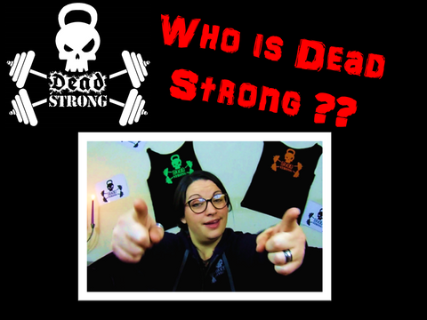 Who Is Dead Strong!!! - Our first video