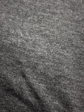 Heather grey close up