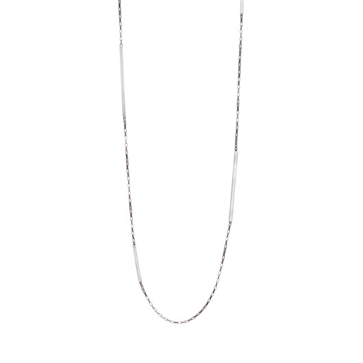 long bar link necklace - Lisa Crowder Jewelry