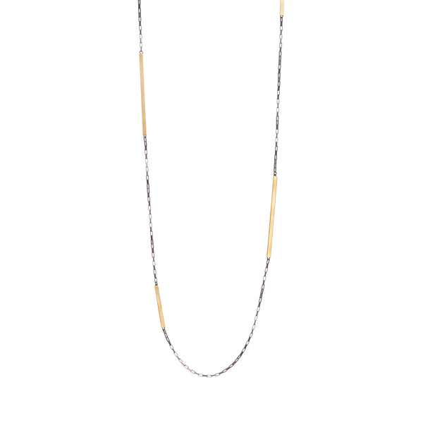 long bar link necklace - Lisa Crowder Studio