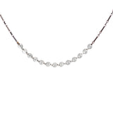 disc chain necklace - Lisa Crowder Jewelry