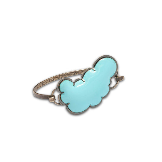 cloud cuff bracelet - Lisa Crowder Jewelry