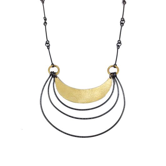 large hatch arch necklace - Lisa Crowder Jewelry
