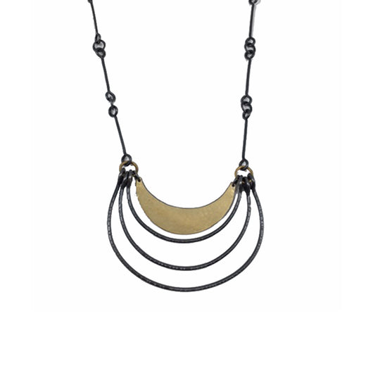small hatch arch necklace - Lisa Crowder Jewelry