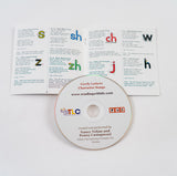 New Generation Lively Letters™ Digital Phonic Songs (E-Product)