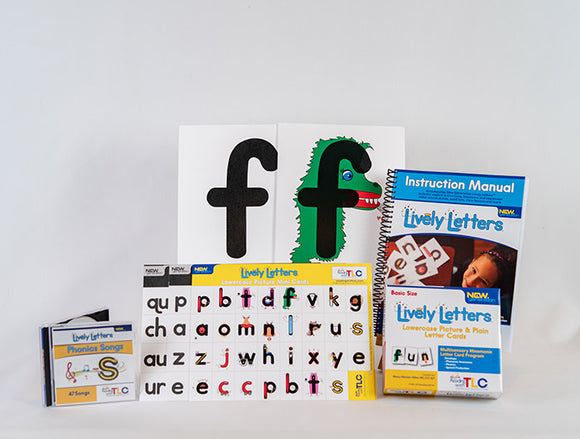 New Generation Lively Letters™ with Music & Class Bundle