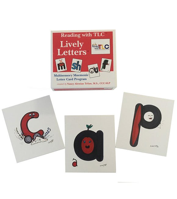 Lively Letters Boxed Cards