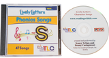 New Generation Lively Letters™ Phonic Songs -  - Digital Mp3 Version