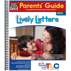 New Generation Lively Letters™ Parents' Guide 2nd Edition