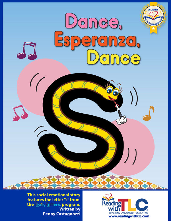 Lively Social Emotional Story: Dance, Esperanza, Dance (E-Product)
