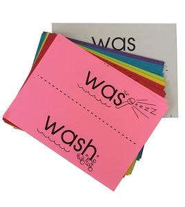 Sight Words You Can See Classroom Cards