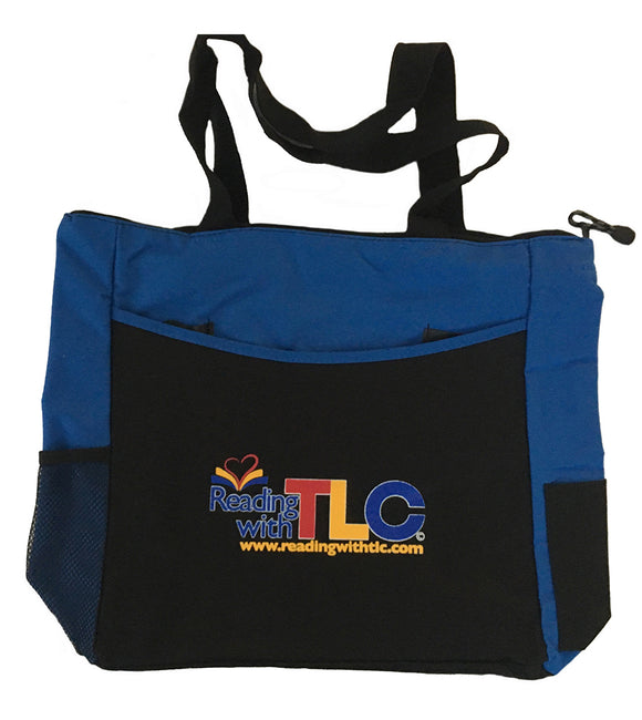 Reading with TLC Tote bag