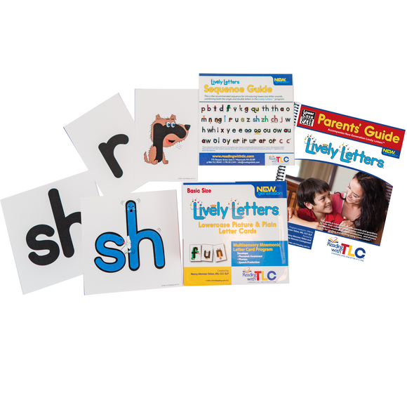 New Generation Lively Letters™ Basic Set for Parents