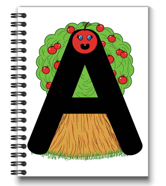 Lively Letters™ Uppercase Book