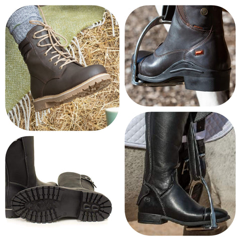 yard boot collection