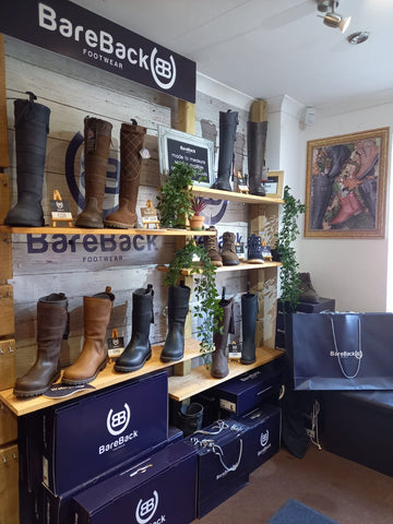 Martley Worcester, Worcestershire riding boot showroom