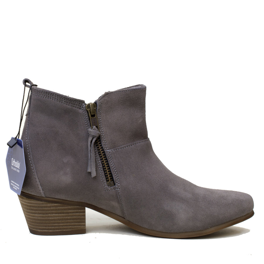 Roxy - Grey - Size 39 - Factory Second (110)
