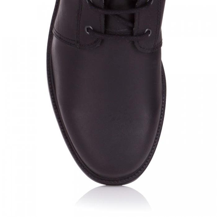Andalucia Boots - Black - Made to Measure - Bareback Footwear