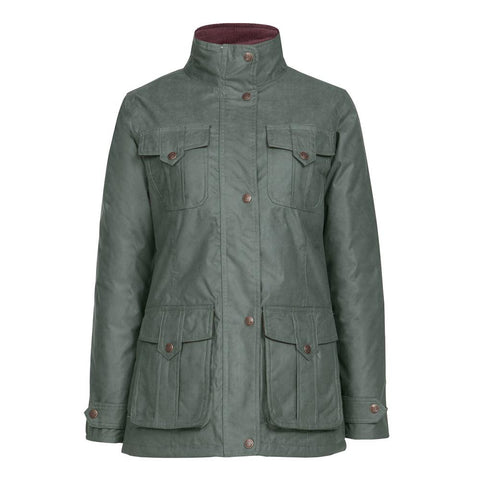 Mustang Waterproof Jacket - Olive