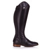 Beaumont Long Riding Boots - Black - Made to Measure - Bareback Footwear