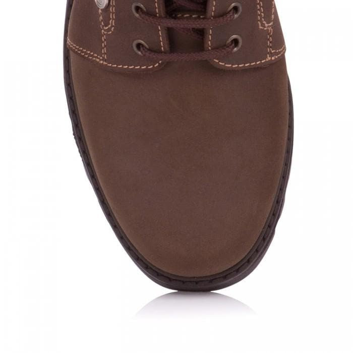 Buffalo Boots - Brown - Bareback Footwear