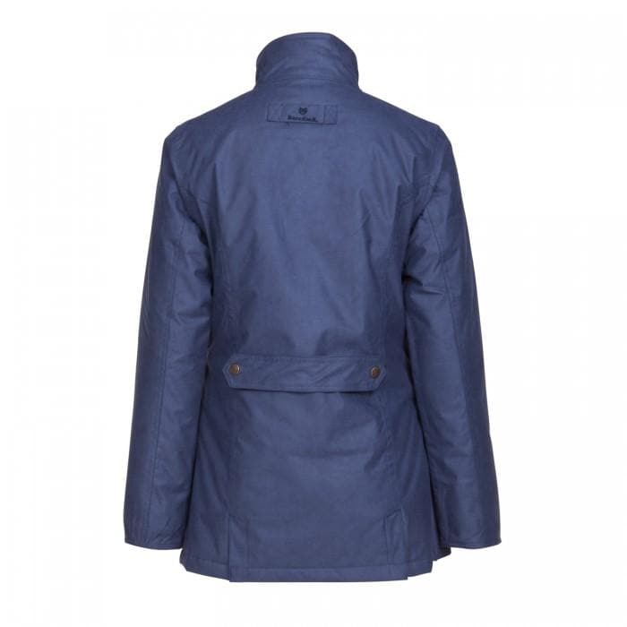Colorado Waterproof Jacket - Regatta Blue - Bareback Footwear