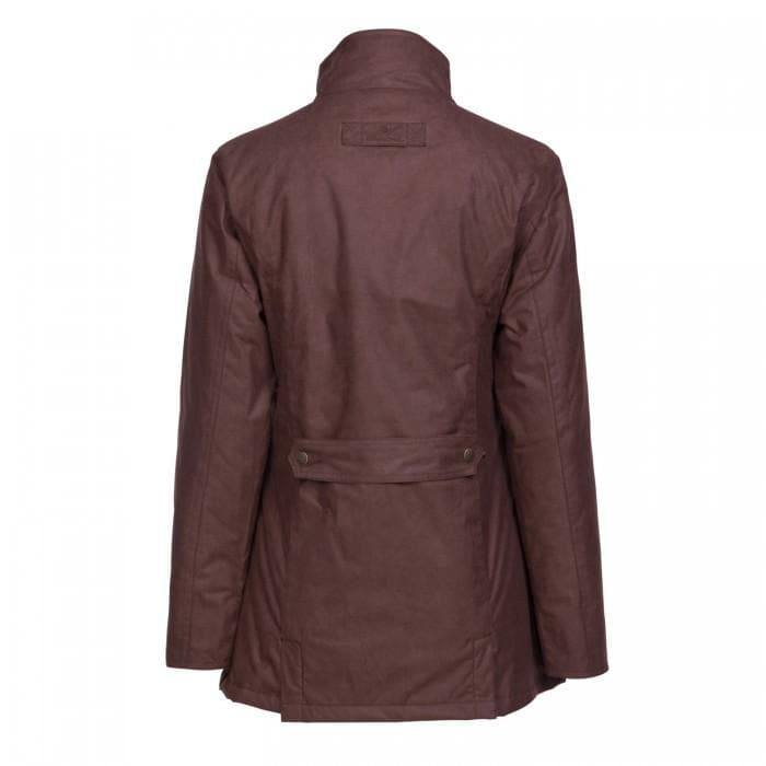 Colorado Waterproof Jacket - Chocolate - Bareback Footwear