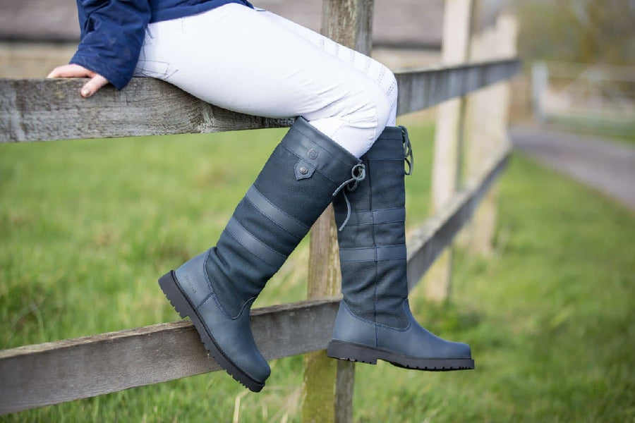 Dakota waterproof country boots