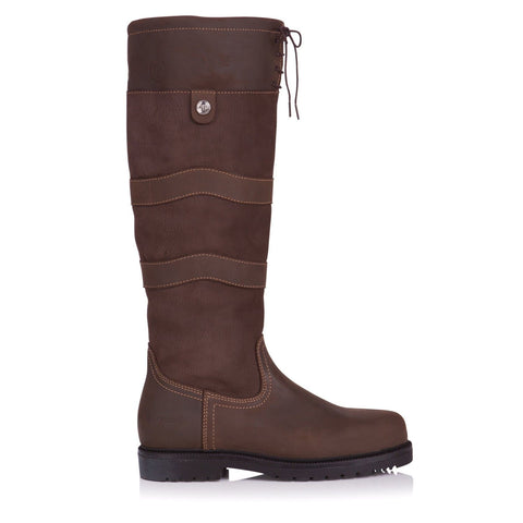 Bramham Riding Boots - Cognac